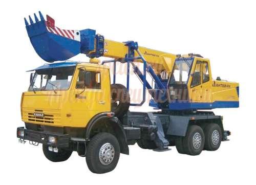 Экскаватор-планировщик new holland b110
